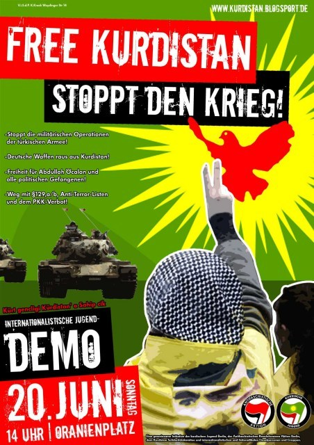 FreeKurdistan